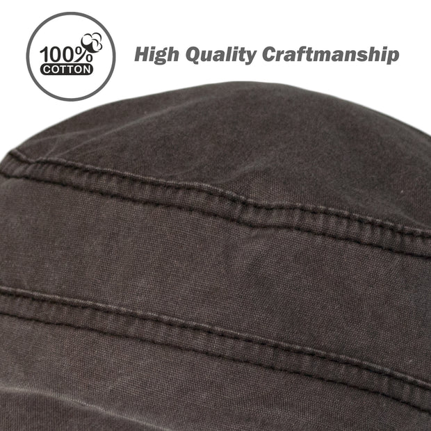 Dazoriginal Cotton Army Caps - Dazoriginal