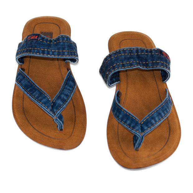 Ladies Vegan Summer Thong Sandals - Dazoriginal
