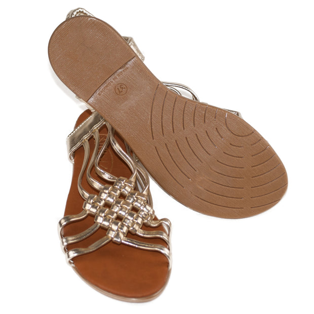 Ladies Vegan Leather Flip Flop Sandals Shoe 36, 37, 38, 39, 40 Slippers Summer Thong UK 3 4 5 6 - Dazoriginal