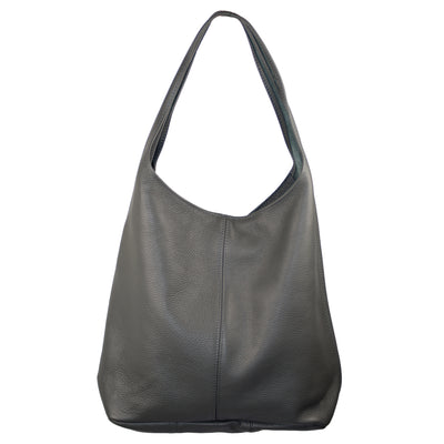Dazoriginal Whole Leather Hobo Bag - Dazoriginal