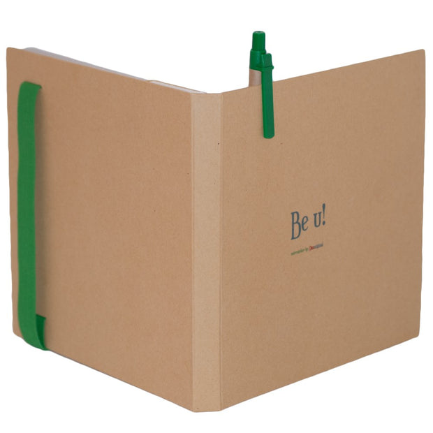 Dazoriginal BeU Notecatcher A5 Notepad - Dazoriginal
