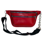 Dazoriginal Women Fany Pack Hip Pouch Eco Leather - Dazoriginal