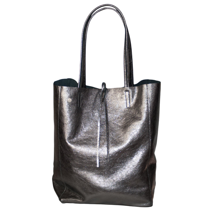 Dazoriginal Italian Leather Hobo Handbag - Dazoriginal
