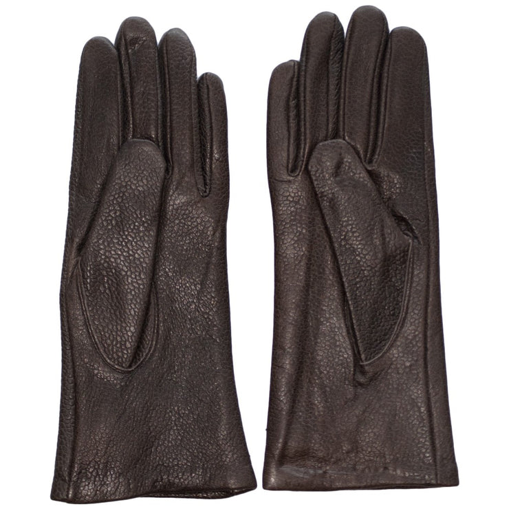 Dazoriginal Womens Plain Nappa Leather Gloves - Dazoriginal