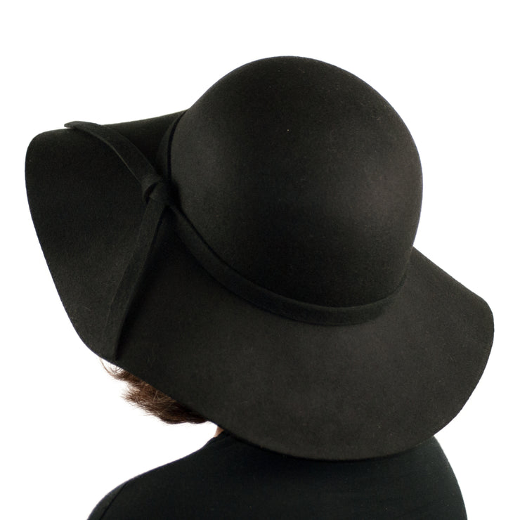 Dazoriginal Womens Wool Hat Black - Dazoriginal