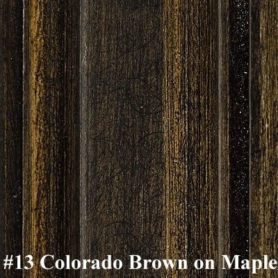 #13 Colorado Brown