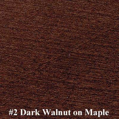 #2 Dark Walnut