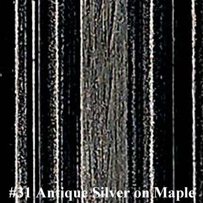 #31 Antique Silver