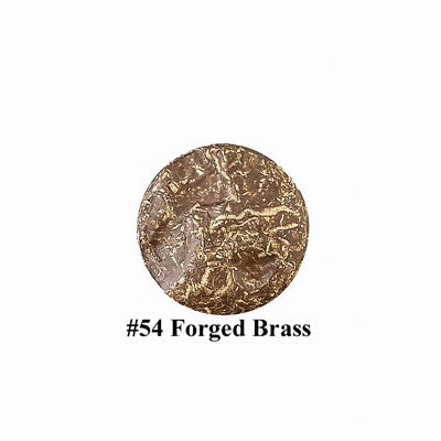 #54 Forged Brass