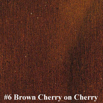 #6 Brown Cherry
