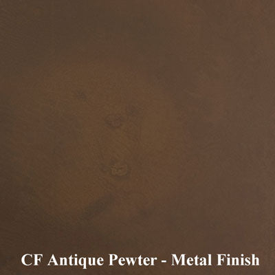 CF Antique Pewter Metal Finish