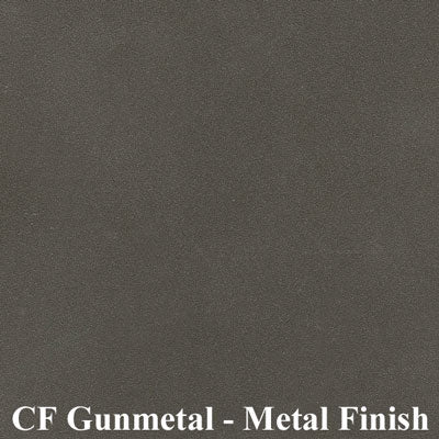 CF Gunmetal Metal Finish