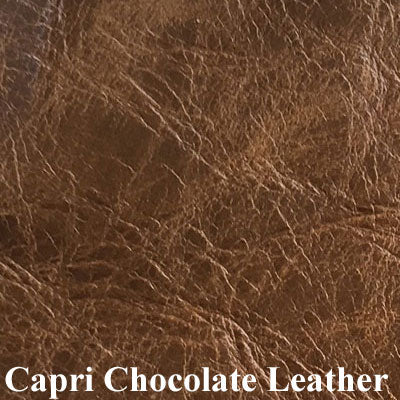 Capri Chocolate Leather