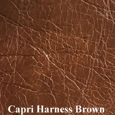 Capri Harness Brown Leather