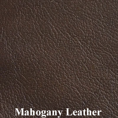 Mahogany Leather