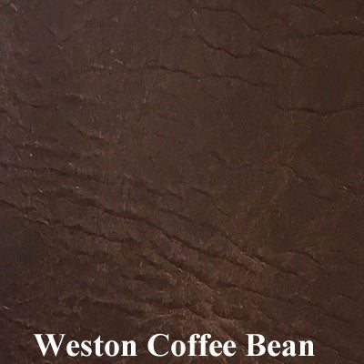Weston Coffee Bean Leather