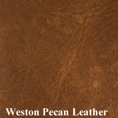 Weston Pecan Leather