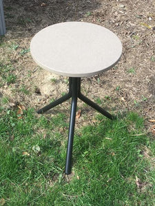 Retro Side Table- Showroom Inventory