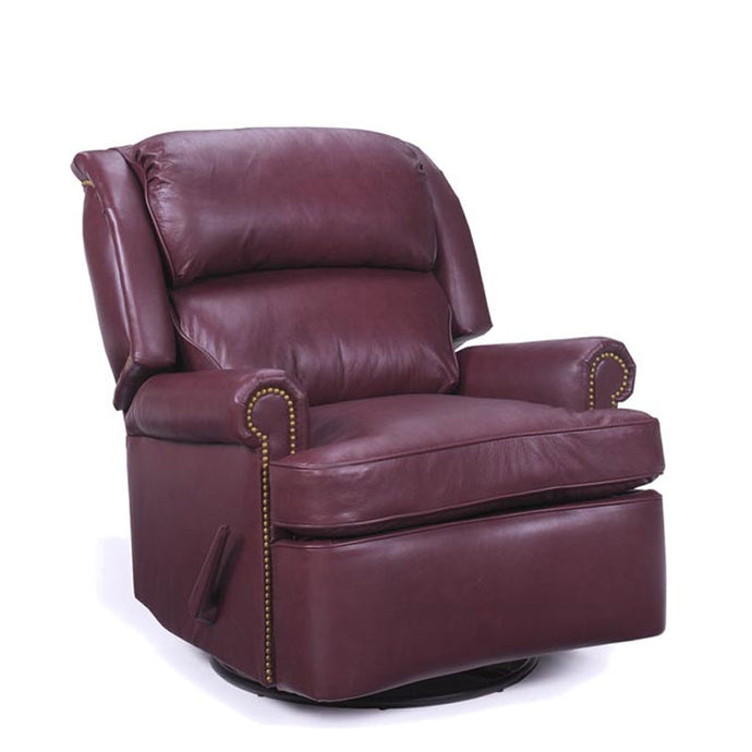 Leathercraft 1057SR Bradley Swivel Rocker Recliner