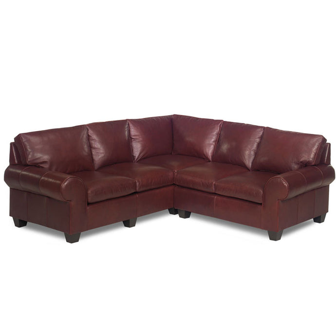 McKinley Leather 1195 Manchester Sectional
