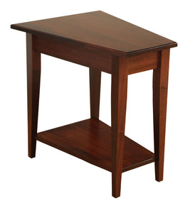 Shaker Wedge End Table