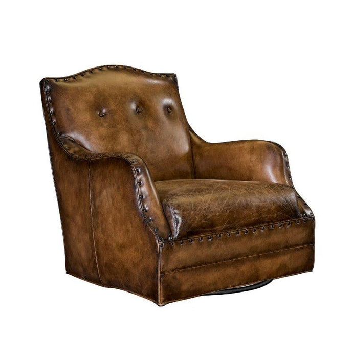 Leathercraft 1652-SW Soho Swivel Chair
