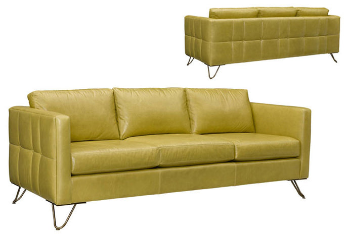 Leathercraft 1680 Fergie Sofa