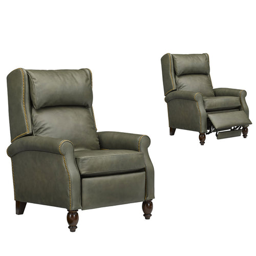 Leathercraft 1767 Norfolk Recliner