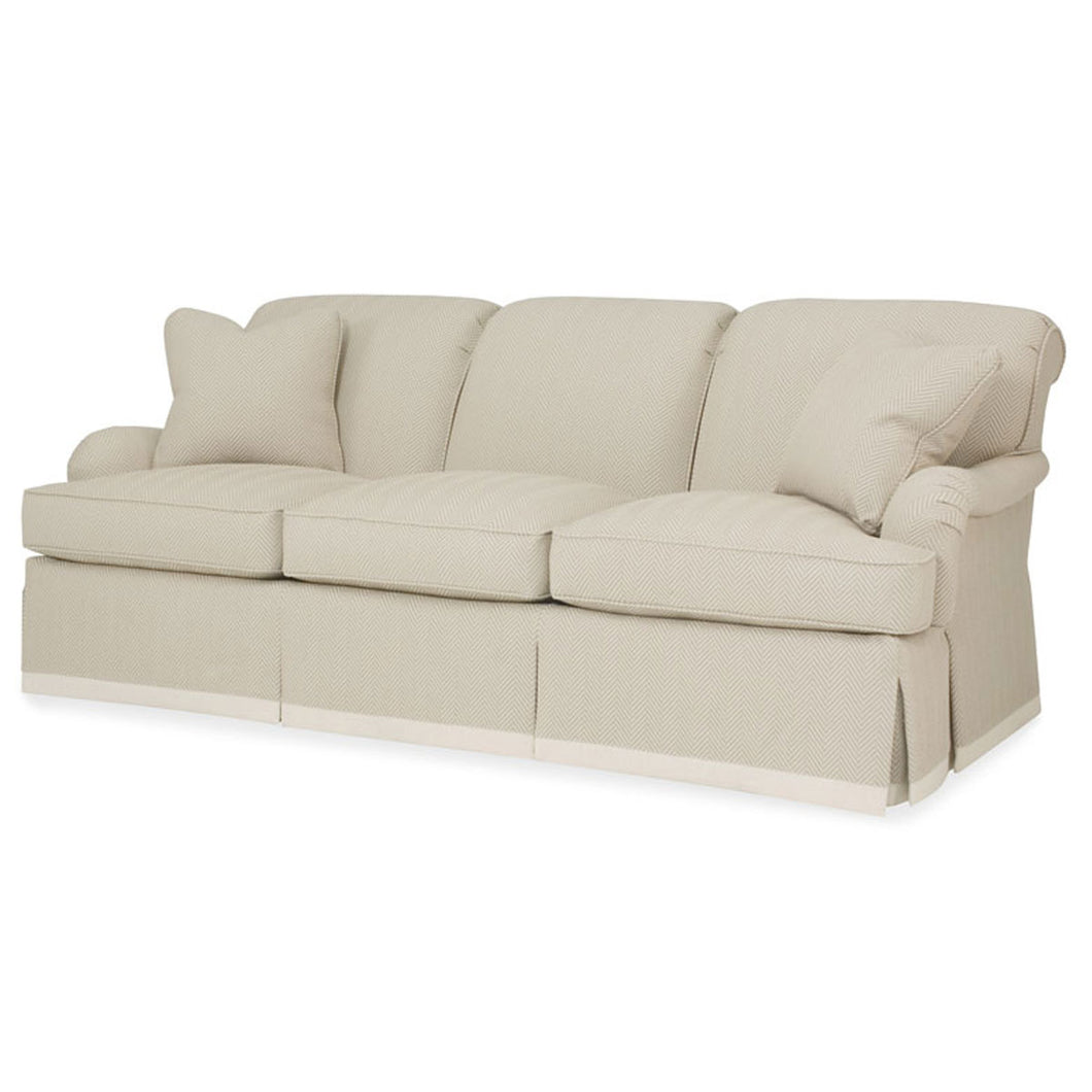 Wesley Hall 1950-86 Wellesley Sofa