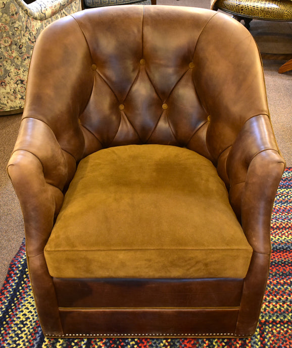 Wesley Hall Beckett Swivel Chair