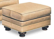Load image into Gallery viewer, Leathercraft 2563 Garland Ottoman