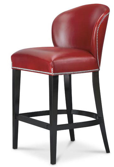 Leathercraft 2878 Edwards Barstool