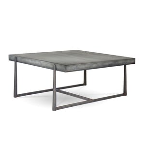 "Charleston Forge Cooper 42"" Square Cocktail Table"