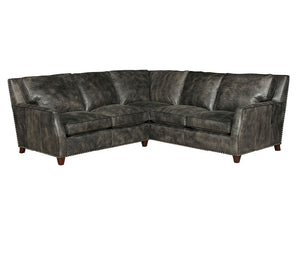 Our House 526 Sectional Sofa (LAF Loveseat and RAF Corner Sofa)