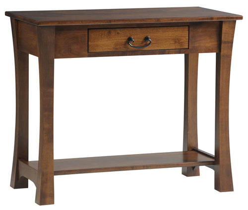 Woodbury Sofa Table with Drawer