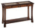 Woodbury Cambria Sofa Table