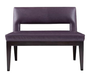 Leathercraft 8124 Hugh Dining Bench