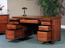 "Load image into Gallery viewer, Arlington 60"" Executive Desk"
