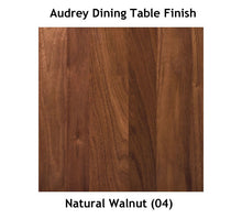 Load image into Gallery viewer, Copeland Audrey Fixed Top Dining Table in Walnut