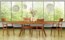 Load image into Gallery viewer, Copeland Audrey Fixed Top Dining Table in Cherry
