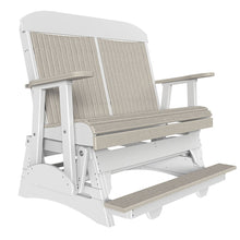 Load image into Gallery viewer, LuxCraft 4' Poly Classic Balcony Glider