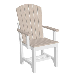 LuxCraft Adirondack Dining Arm Chair