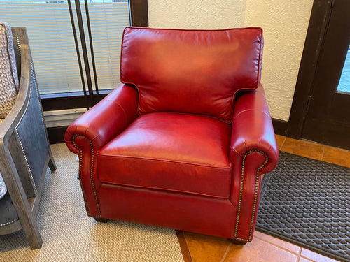 Carolina Custom 535-01 Custom Leather Chair