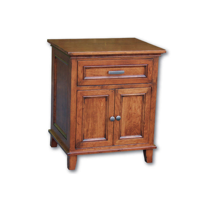 Brooklyn 1-Drawer, 2-Door Nightstand
