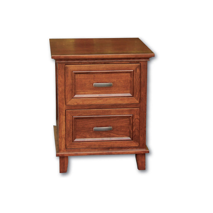 Brooklyn 2 - Drawer Nightstand