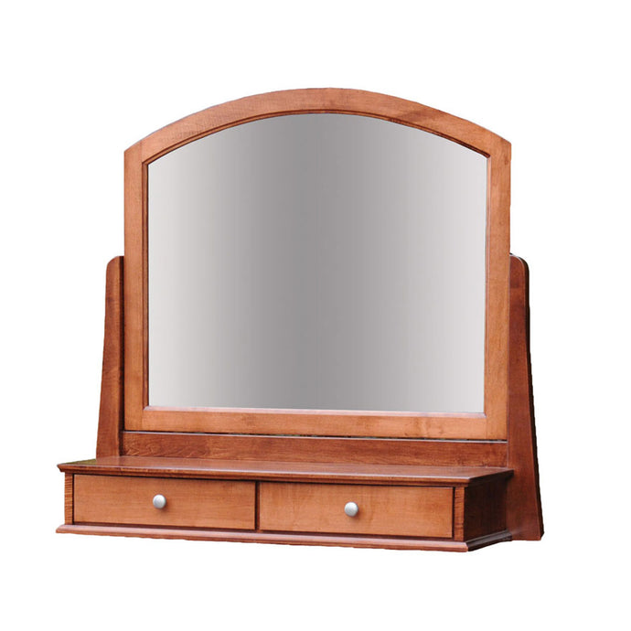 Crescent Collection Arched Mirror