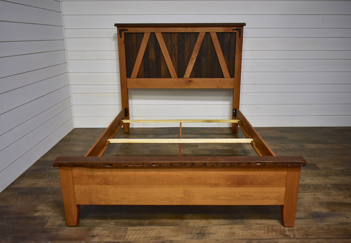 Farmhouse Heritage Bed