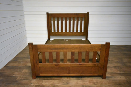 Timber Mill Bed - Queen Size