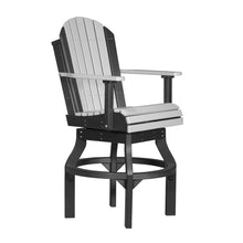 Load image into Gallery viewer, LuxCraft Adirondack Swivel Dining Chair