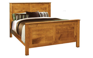 Dutch Country Mission Bed -Queen Size
